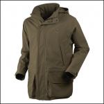 Harkila Orton Willow Green Waterproof Packable Jacket 1