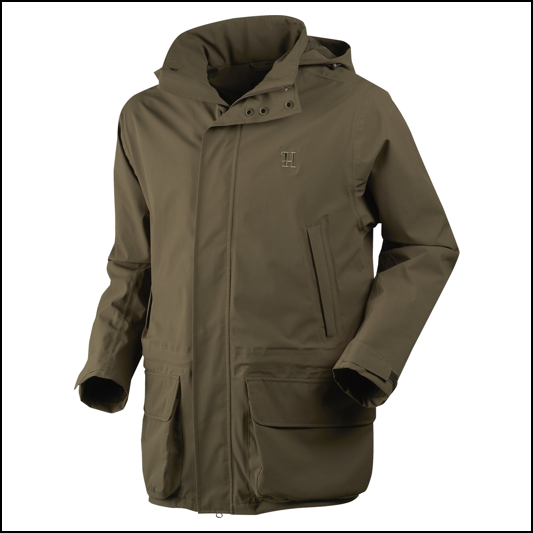 Harkila Orton Willow Green Waterproof Packable Jacket 1