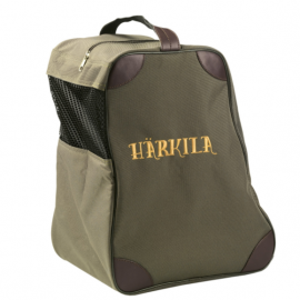 Harlika Boot Bag Dark Green