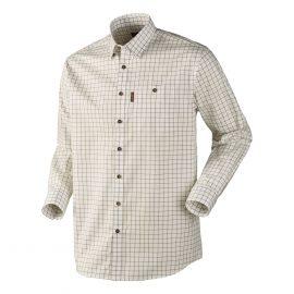 Harlika Stenstorp Shirt Olive Check 1