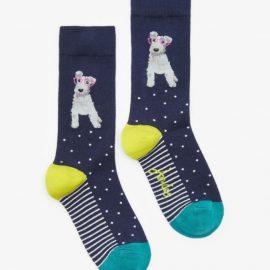 Joules Bamboo Dog Socks