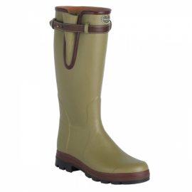 Le Chameau Vierzon 50 Vert Boots