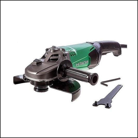 Hitachi G23ST 230mm-9in Angle Grinder 2000W 240V