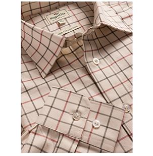 Hogg of Fife Laird Premier Tattersall Shirt 1