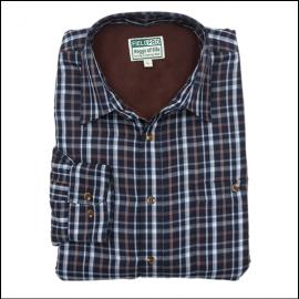 Hoggs Field Pro Bark Micro-Fleece Lined Shirt 1