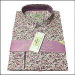 Hoggs of Fife Bella Floral Shirt 1