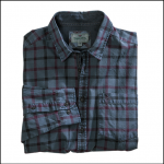 Hoggs of Fife Braemar Petrol Check Shirt 1