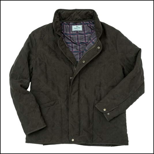 Hoggs of Fife Carlton Quilted Jacket 1