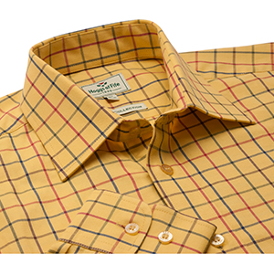 Hoggs of Fife Governor Premier Tattersall Shirt 1