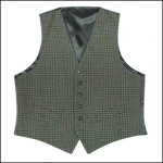 Hoggs of Fife Invergarry Tweed Dress Waistcoat 1