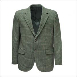 Hoggs of Fife Invergarry Tweed Sports Jacket 1