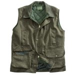 Hoggs of Fife Invergarry Tweed Field Waistcoat