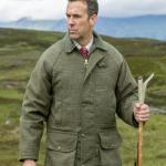 Hoggs of Fife Invergarry Tweed Waterproof Jacket 2