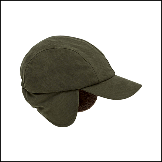 Hoggs of Fife Kincraig Waterproof Winter Hunting Cap 1