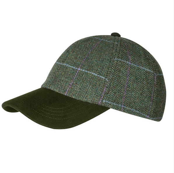 Hoggs of Fife Ladies Albany Baseball Cap 1