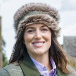 Hoggs of Fife Ladies Albany Faux Fur Headband 1
