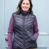 Hoggs of Fife Ladies Mille Soft Padded Gilet Navy 2