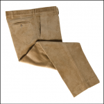 Hoggs of Fife Mid-Weight Cord Trousers Beige