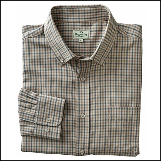 Hoggs of Fife Upton Country Check Shirt 1