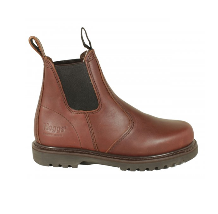 Hoggs Shire Brown Dealer Boot