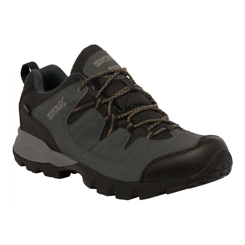 Regatta Holcombe Seal Grey Inca Walking Shoe
