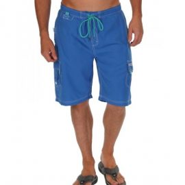 Hotham Strong Blue Board Shorts