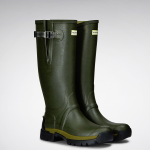 Hunter Balmoral Side Adjustable Bamboo Carbon Boot