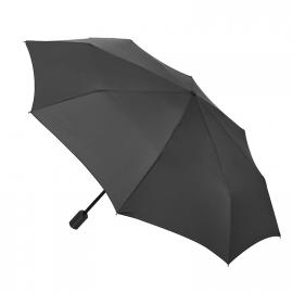 Hunter Field Black Compact Umbrella