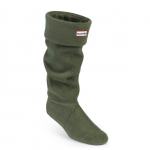 Hunter Field Dark Olive Boot Sock
