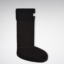 Hunter Field Rib Cuff Boot Sock