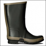 Hunter Men's Dark Olive-Clay Wellington Boots 1
