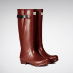 Hunter Field Norris Boot Red Chestnut