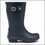 Hunter Original Kids' Wellington Boots Navy 1