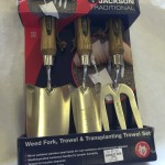 Spear And Jackson 3 Peice Stainless Steel Set