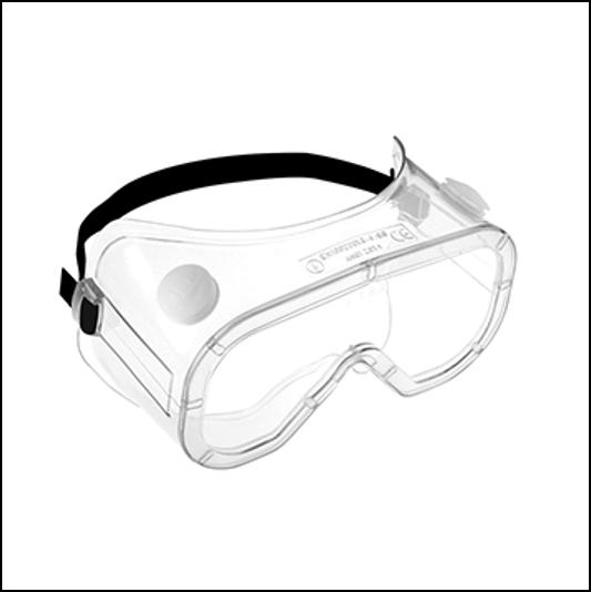 JSP Martcare Anti-Mist Dust & Liquid Safety Goggles 1