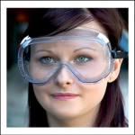 JSP Martcare Anti-Mist Dust & Liquid Safety Goggles 2