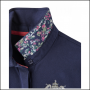 Joules Amity French Navy Slim Fit Polo Shirt 2