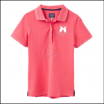 Joules Amity Soft Coral Slim fit Polo Shirt 1