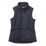 Joules Beckley Quilted Navy Gilet
