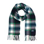 Joules Bracken French Navy Check Scarf