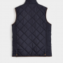 Joules Bradwell Marine Navy Quilted Gilet 3