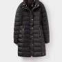 Joules Caldecott Black Padded Coat 2