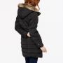 Joules Caldecott Black Padded Coat 3