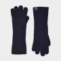 Joules Clark French Navy Gloves 2