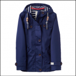 Joules Coast French Navy Waterproof Jacket 1