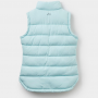 Joules Eastleigh Cool Blue Padded Gilet 2