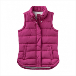 Joules Eastleigh Ruby Padded Gilet 1