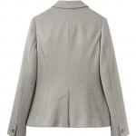 Joules Ellice Grey Multi Fleck Jersey Blazer 2
