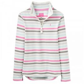 Joules Fairdale Neapolitan Stripe Sweatshirt 1