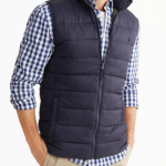 Joules Go To Marine Navy Padded Gilet 2
